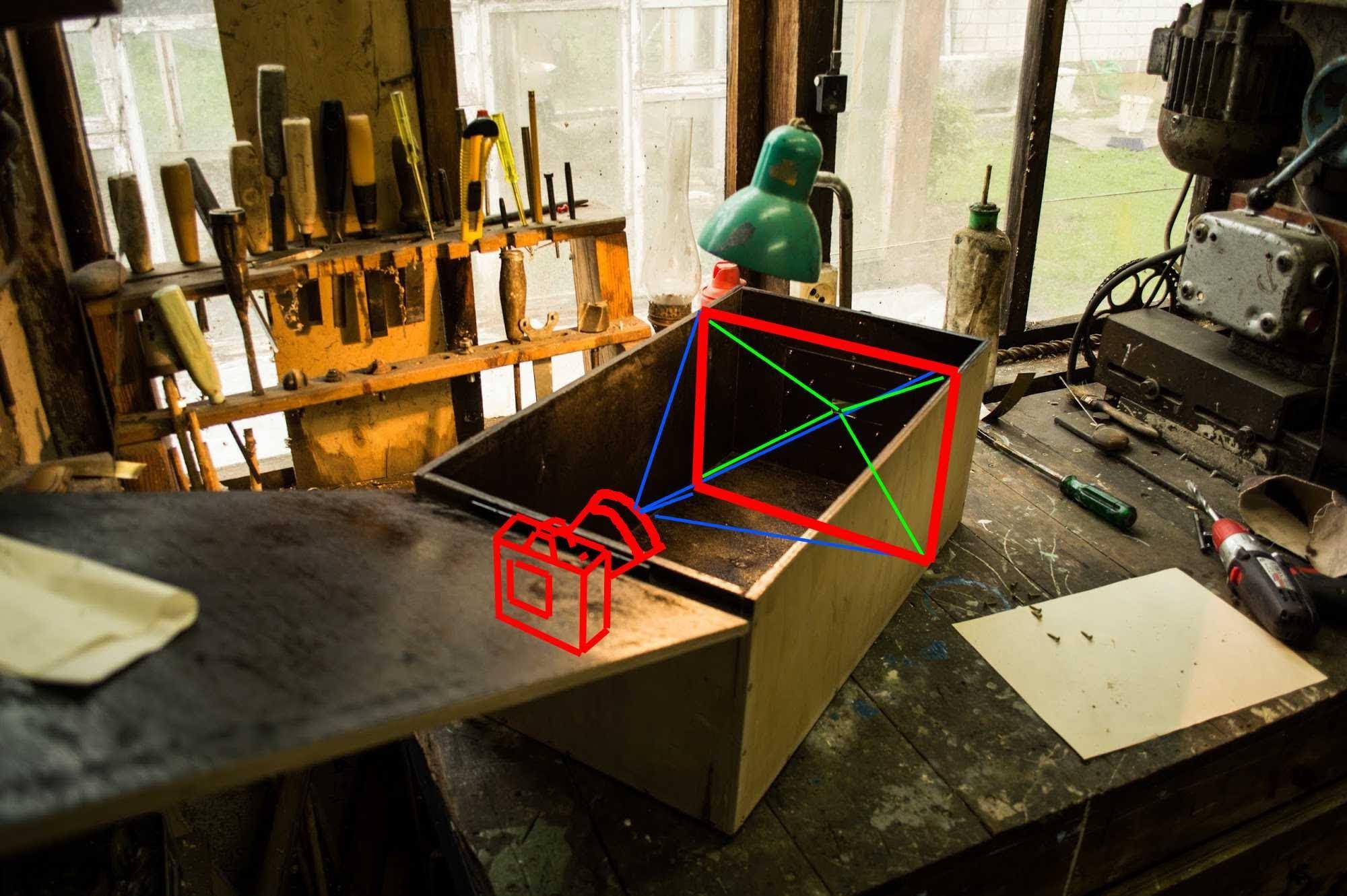 Pinhole Box