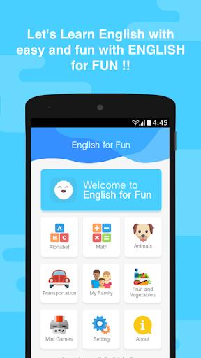 English for Fun 1.0 screenshots 1