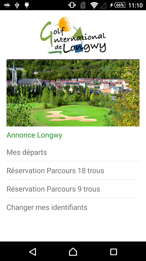 Golf International de Longwy- screenshot