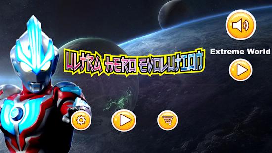 Tải Ultra Hero Evolution APK