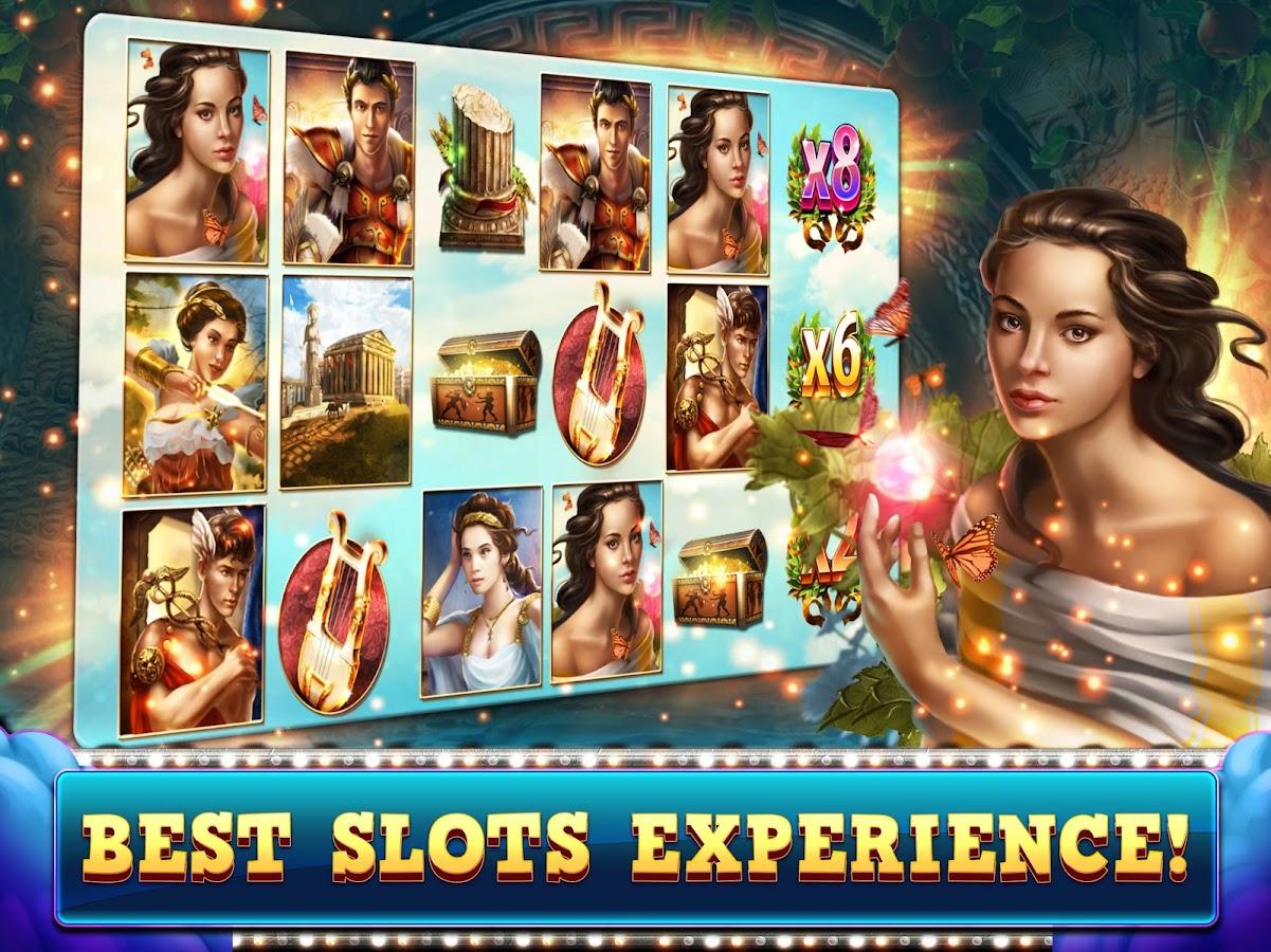 free zeus slot app