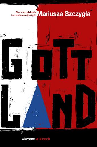 Polski plakat filmu 'Gottland'