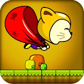 Cartoon Cat Run