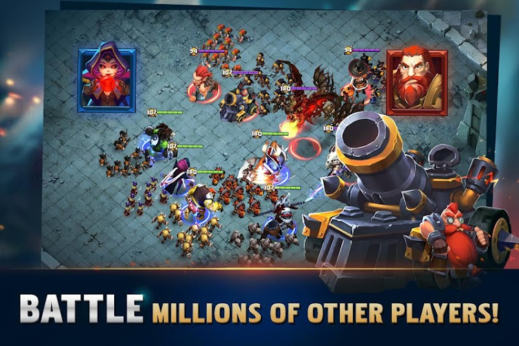 Clash of Lords: Guild Brawl 1.0.410 MOD (Unlimited Money) 5