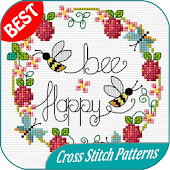 300 Unique Cross Stitch Patterns Ideas