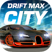 Drift Max City Car Racing