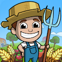 Idle Farm Tycoon - Merge Simulator icon