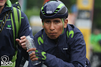 Photo: 01-07-2017: Wielrennen: Tour de France: DusseldorfNairo Quintana (Movistar)