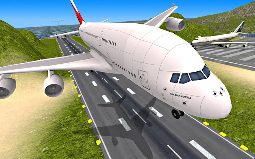 Airplane Fly 3D : Flight Plane 2.5 screenshots 2