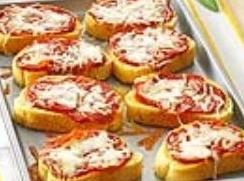 Garlic Toast Pizza Recipe