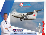 Use Medivic Air Ambulance Service in Chennai with Hi-tech Features