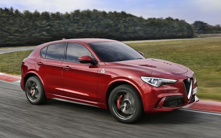 The Quadrifoglio Verde (QV) version will only arrive in SA in the third quarter of 2018