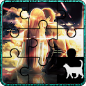 Best Free Anime Jigsaw Puzzle Game: Fanart icon