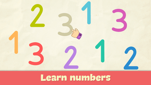 Learning numbers for kids 1.3 screenshots 1
