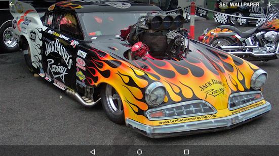 Drag Racing Cars Wallpapers Screenshot Thumbnail