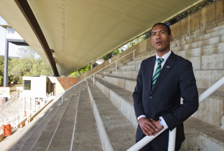 Ashwin Willemse. File picture