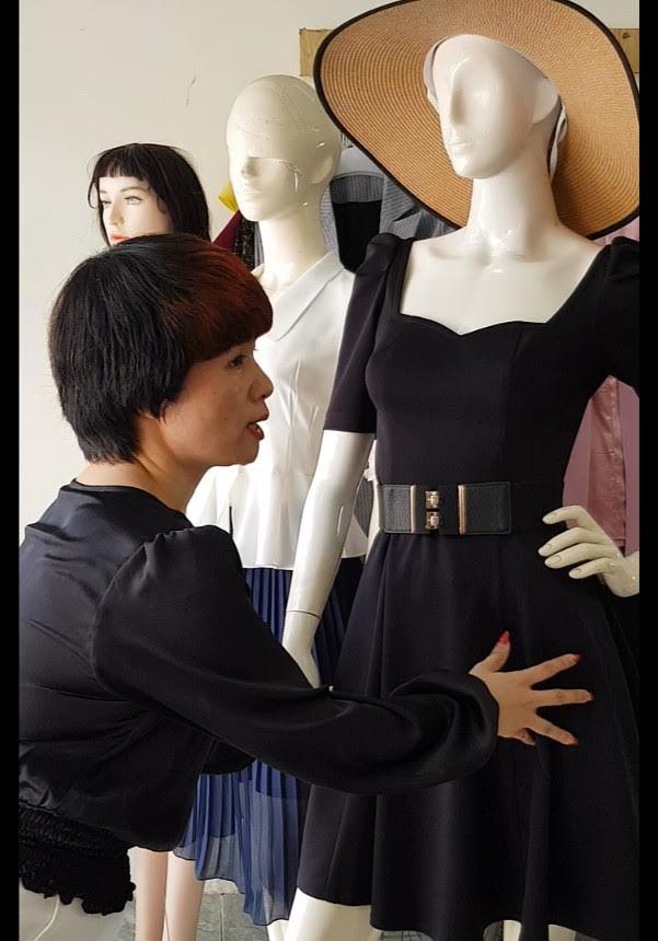 Phụ kiện thời trang cần thiết cho váy áo vest nữ thời trang thuỷ hà nội