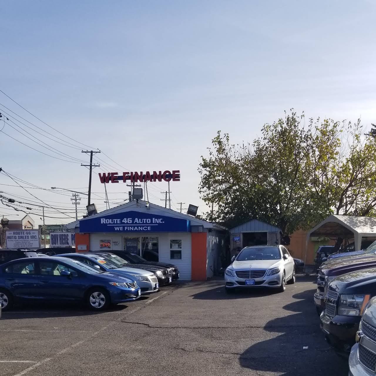 route 46 auto sales inc - used car dealer in lodi