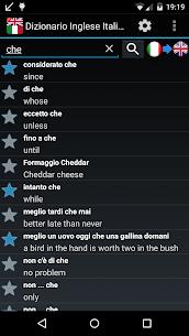 English Italian Dictionary 3.5.1 Latest MOD Updated 2