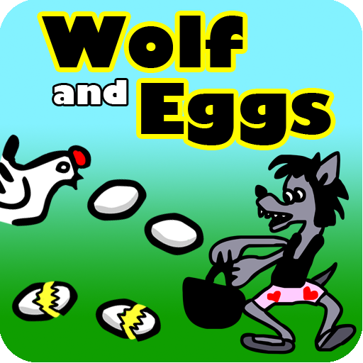 Wolf and Eggs game for watches
