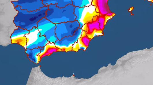 La primera ola de calor del verano llega al Levante y el Valle del Almanzora
