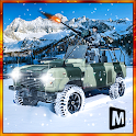 Army War Truck Driving 2016 icon