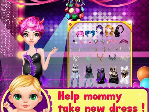 無料角色扮演AppのRocker Mommy's Fashion Salon|記事Game