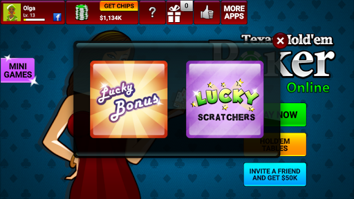 Texas Holdem Poker Online Free - Poker Stars Game 2.4.3.1 screenshots 24