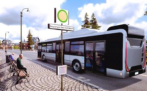City Coach Bus Driving Simulator 3D: City Bus Game 2