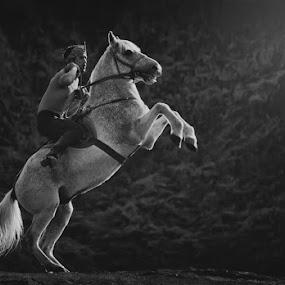 Hiiiiaaaaa...... by Endah Dian - Animals Horses