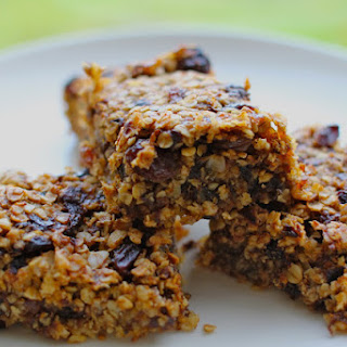 No Added Sugar Flapjacks - kid friendly.