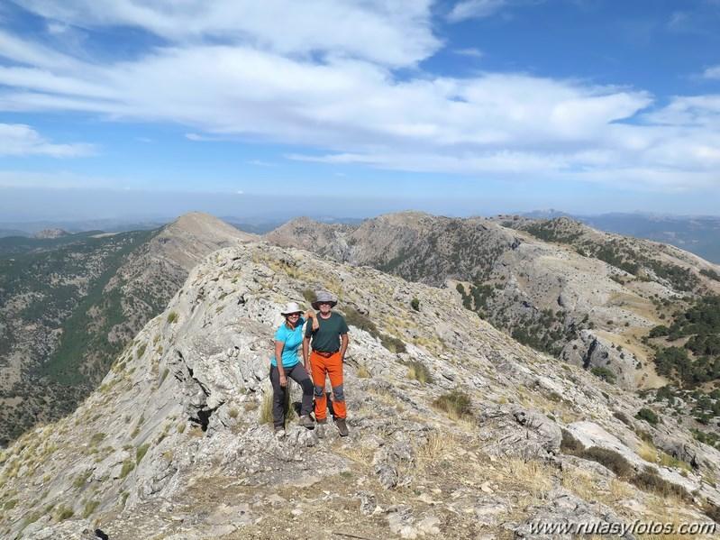 Pico Blanquillo (Sierras de Cazorla, Segura y Las Villas