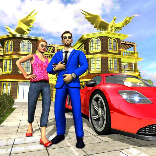 Baixar Billionaire Family Life Style: Virtual Mom & Dad para Android