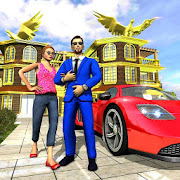Billionaire Family Life Style: Virtual Mom & Dad