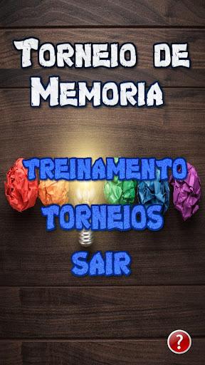 Torneio de Memoria 4.3 screenshots 1