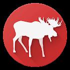 Wildlife of North America icon