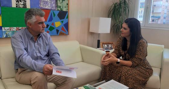 Mociones del PSOE para mantener los colegios rurales
