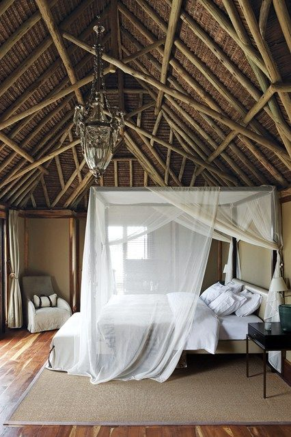 Romantic Rustic Bedroom for Couples