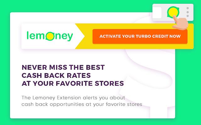 Lemoney Cash Back