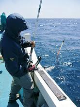 Photo: これは、真鯛じゃなくて メダイでした!6kgはありましたね! ・・・写真がない!どのファイルにいれたかなー?