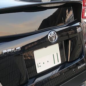 プリウス ZVW51 S Safety Plusのカスタム事例画像 ・・壱壱さんの2019年02月10日17:22の投稿