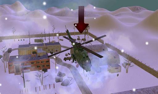 실제 RC 헬기 비행 시뮬레이션
