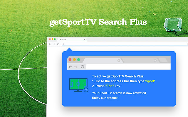 getSportTV Search Plus