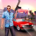 Miami Gangster Criminal Underworld-Grand Car Drive icon