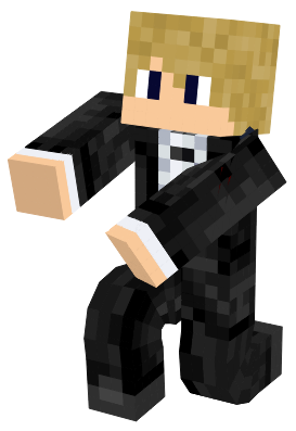 Look at this dude here! He's gettin married! You can use this skin if you want :)