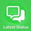 Hello: 10000+ Latest Status Hindi & English icon