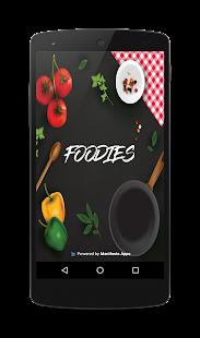 Foodies - Veg-Non Veg Recipe Videos - náhled