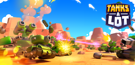 Tanks A Lot! - Realtime Multiplayer Battle Arena APK