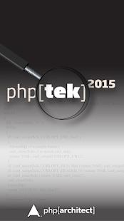 php[tek] 2015 Conference - screenshot thumbnail