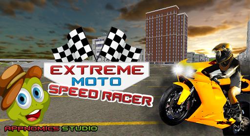 Extreme Moto Speed Racer